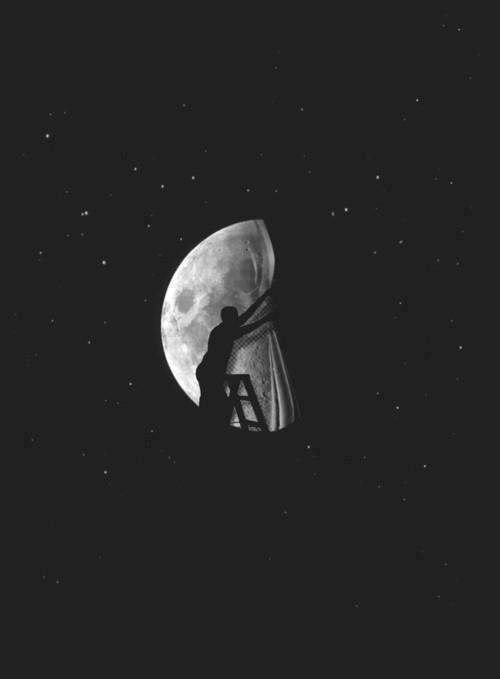 Folding the Moon