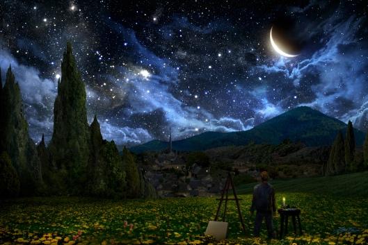 Harmonious Night