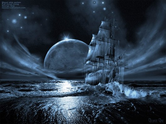 Ethereal Galleon