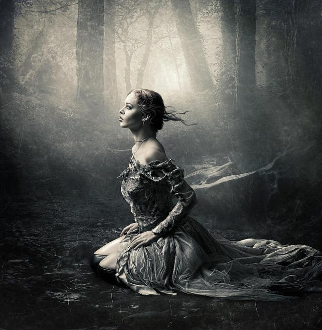 Unbound-  Magic Light by Cindy Grundsten
