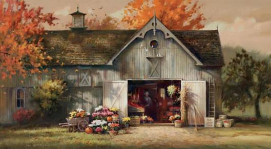 Autumn_Farm_Paul_Landry