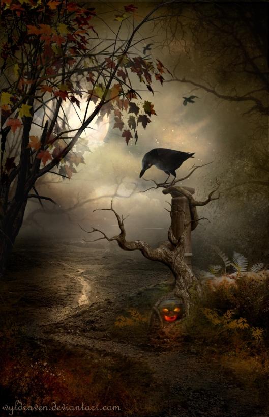 samhain by wyldraven