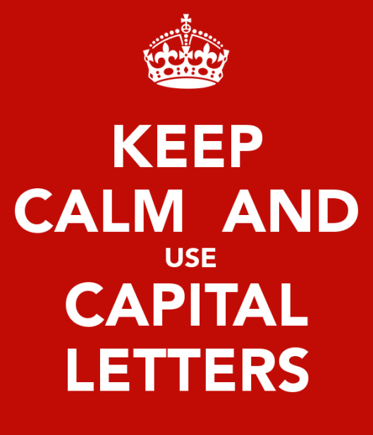 capital-letters