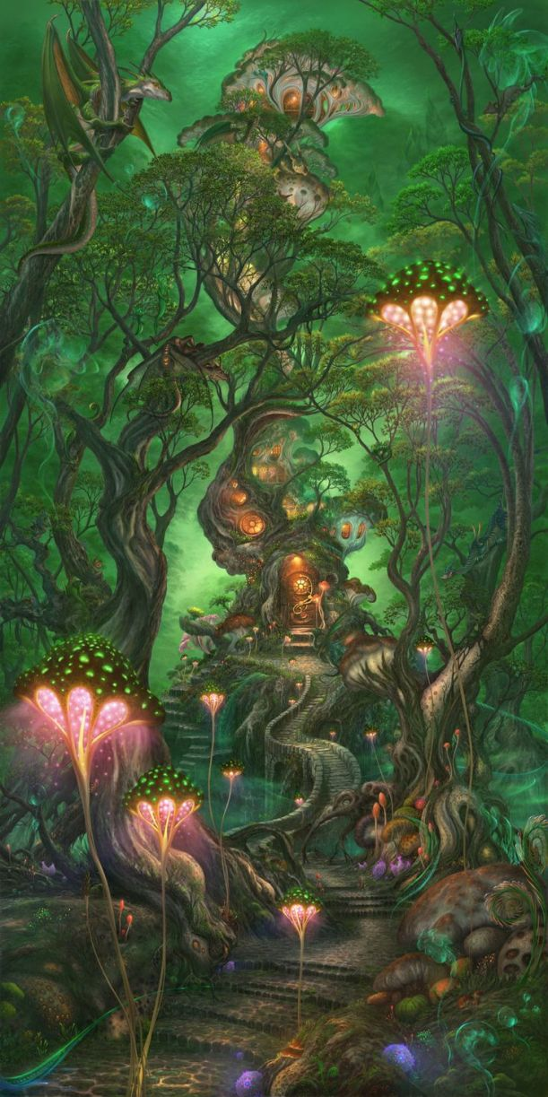 Enchantment Tree