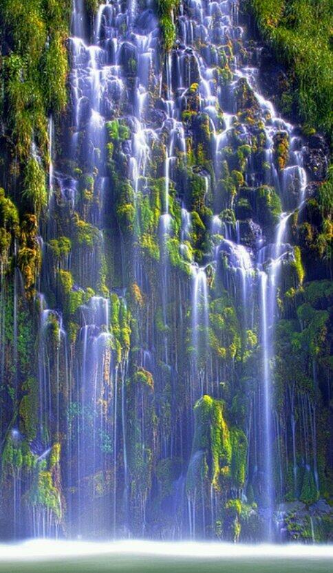 Cascade of beauty