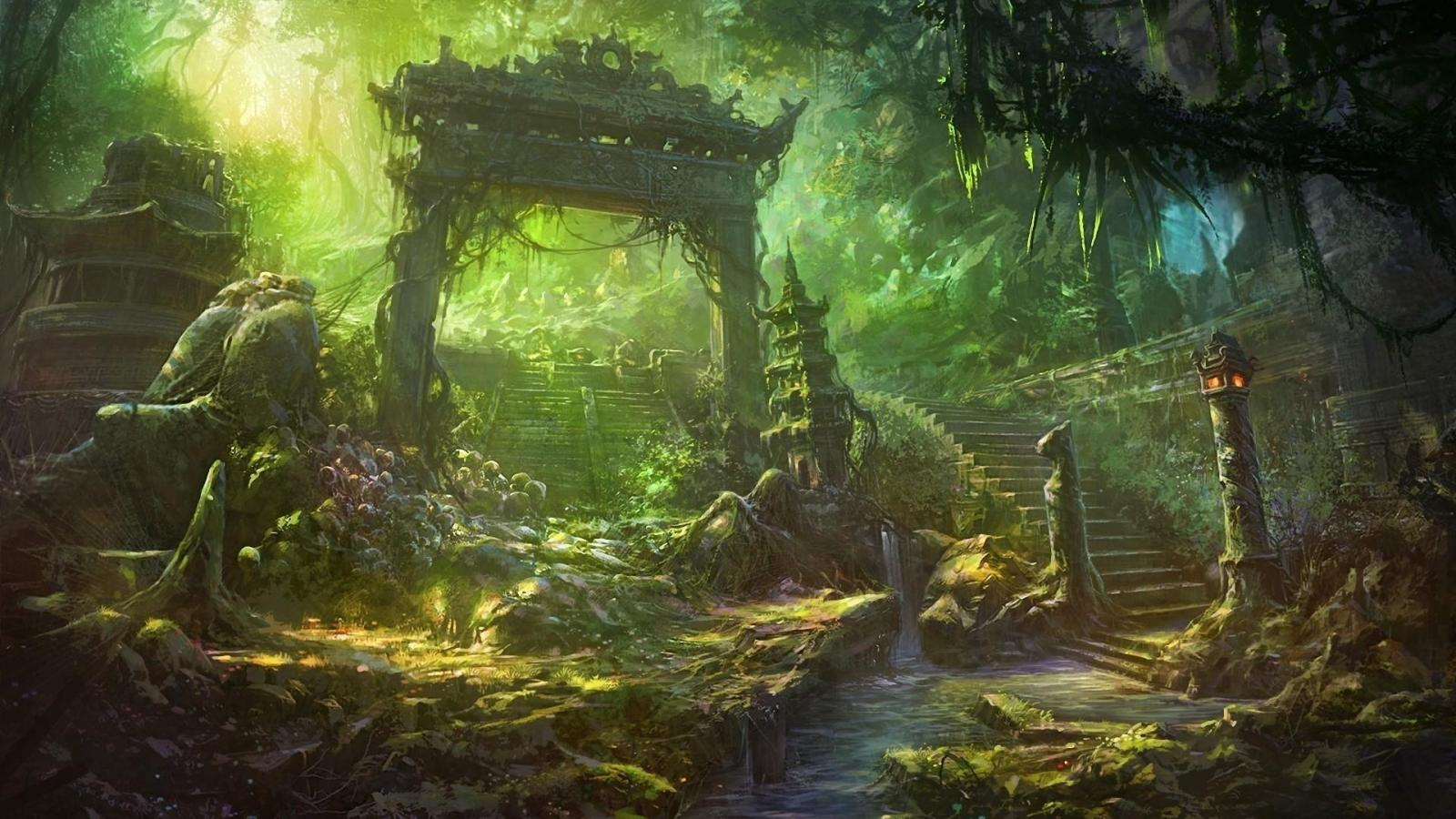 Image result for mythical valley city