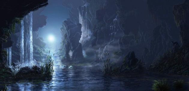 Veryn Falls