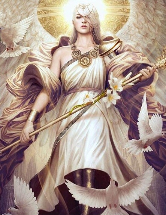 Image result for Angels and Music fantasy art