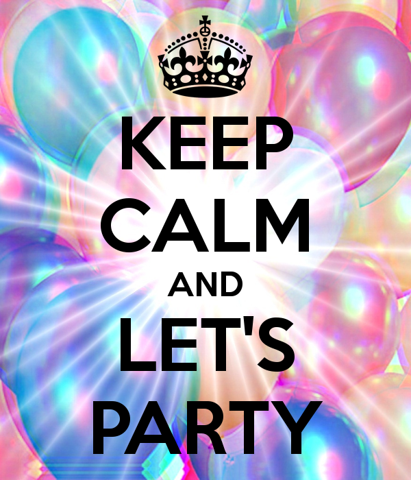 it s party time booknvolume