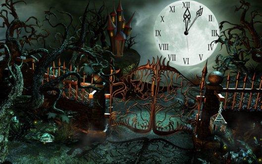Time Unspiraling
