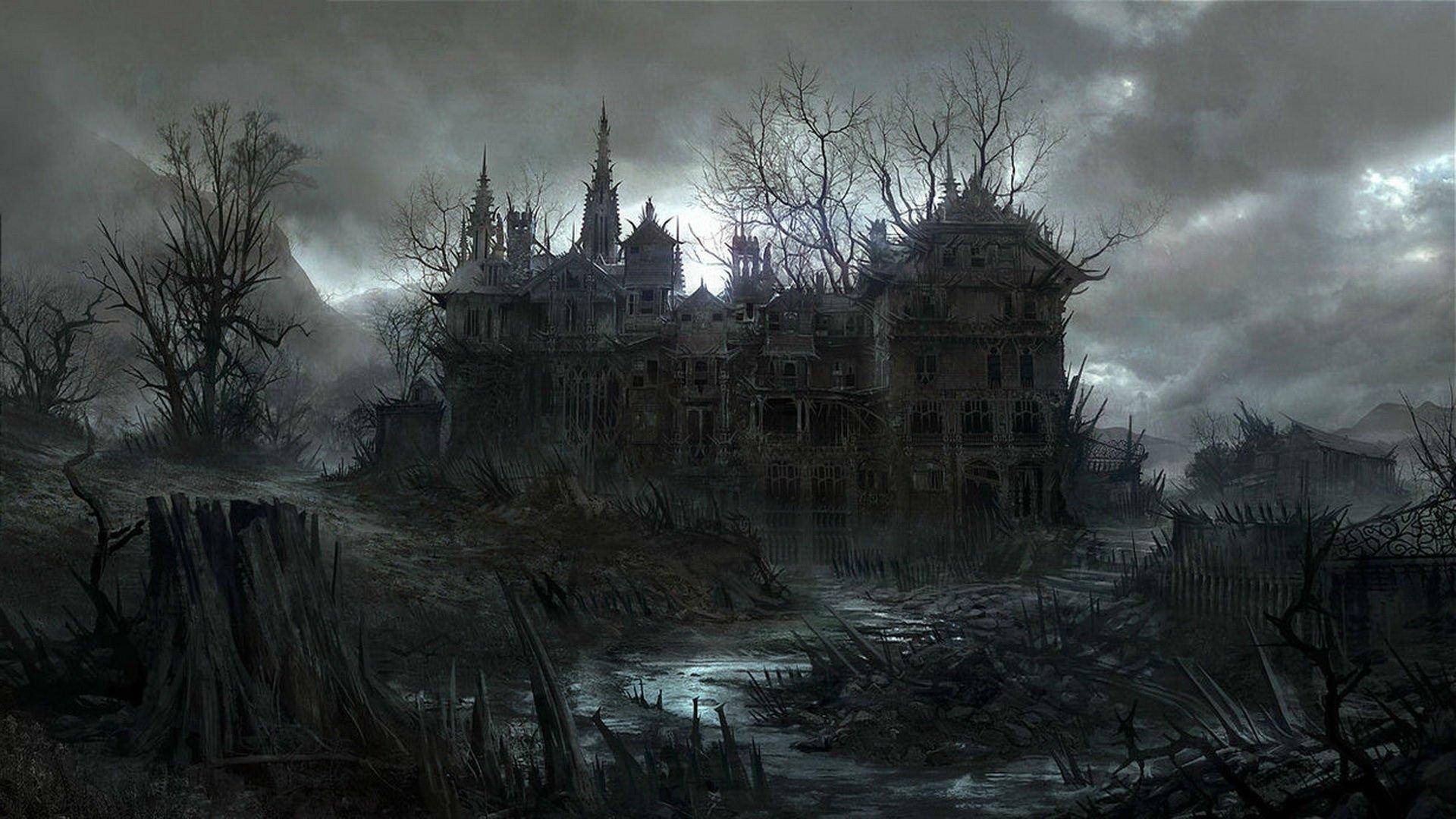 Haunted House | Booknvolume