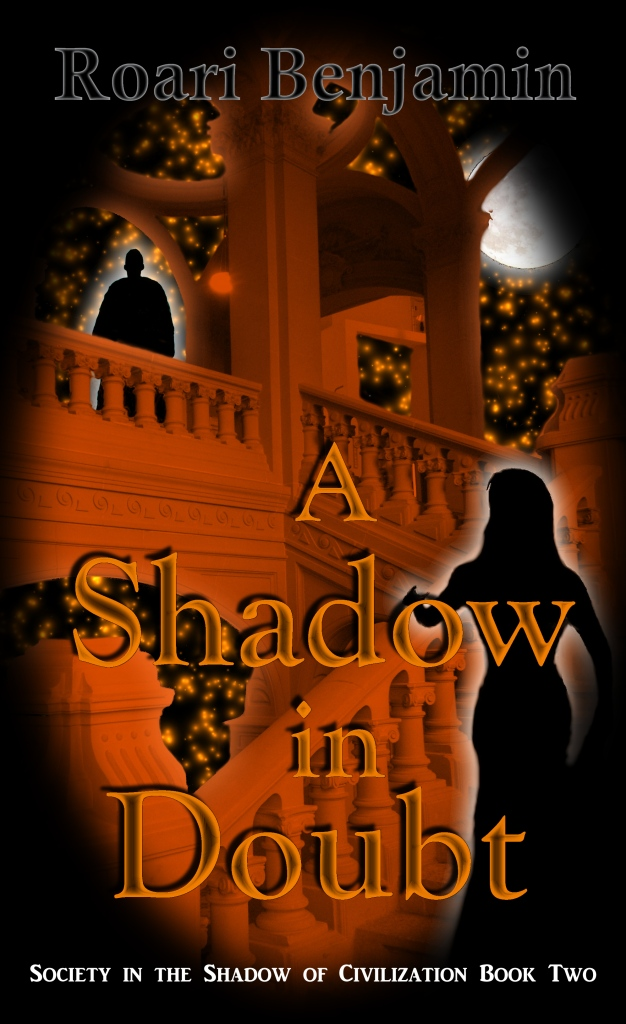 Cover - A Shadow in Doubt