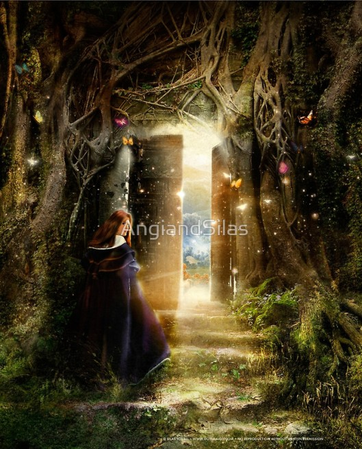 Portal of Sweet Mystery