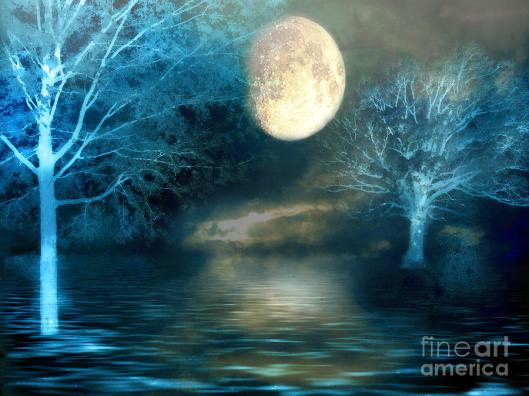 Moonlit Tide
