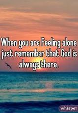 He is Always There